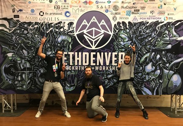 ETHDenver 2019: here we come!